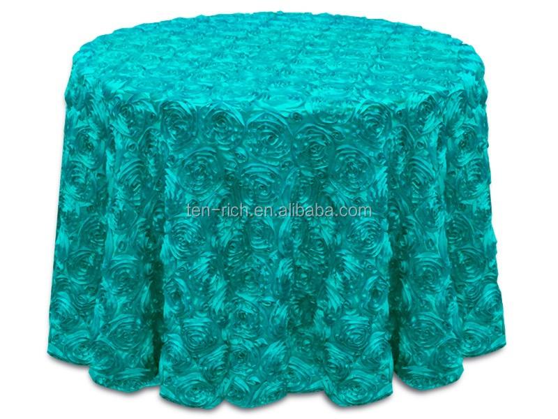 Fancy Wedding Table Cloths,Cheap Tablecloth,Decorative Round ...
