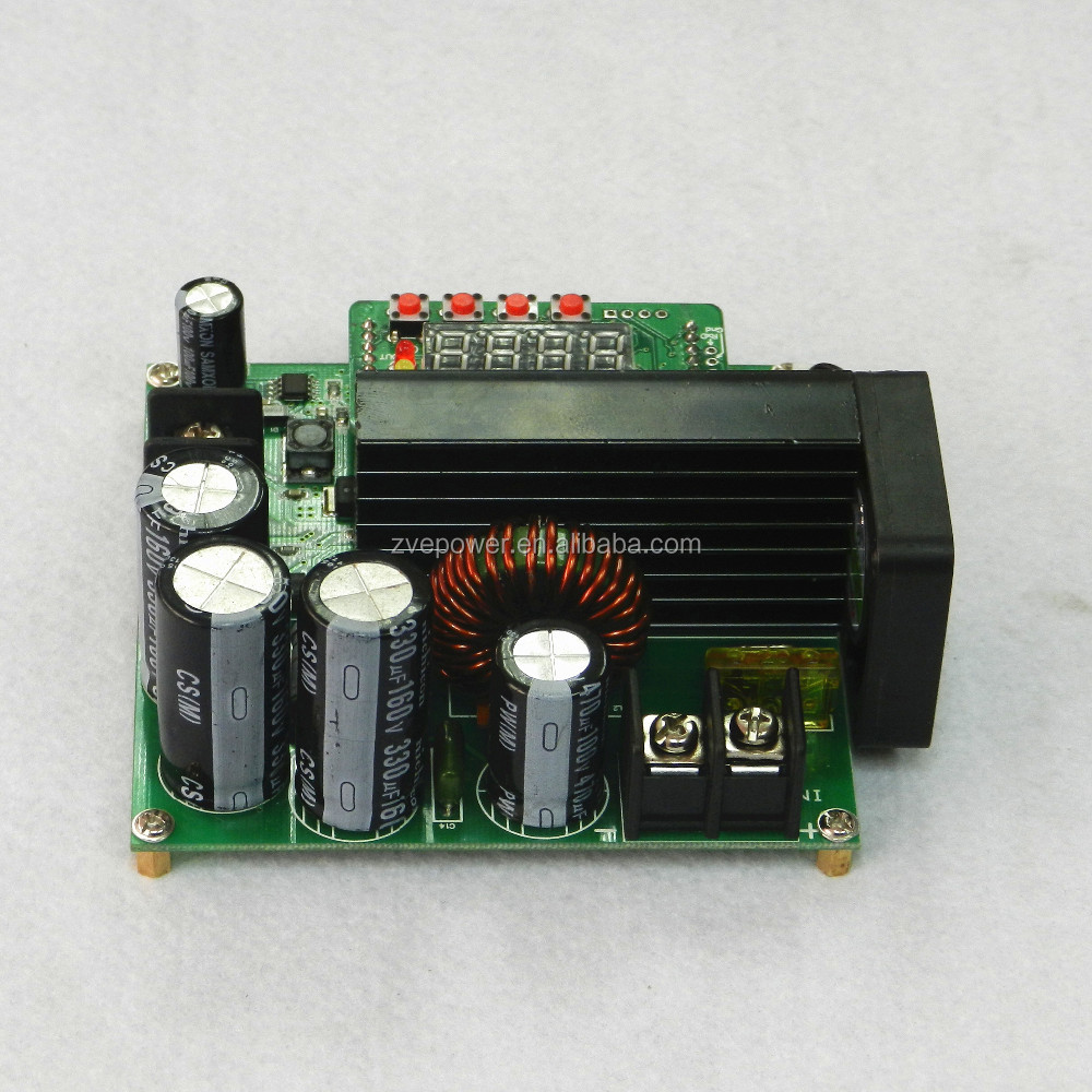 B900w Nc Dc 120v 15a Constant Current Power Supply Boost Module Ammeter -  Buy Dc Power Supply Module,Dc Boost Module,B900w Module Product on