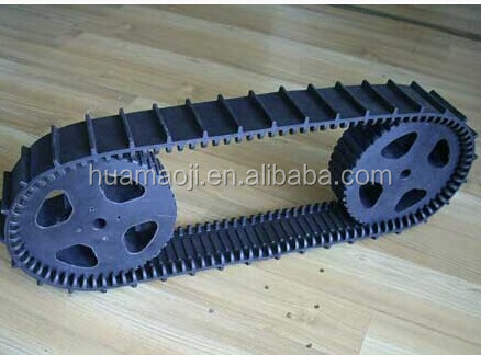 China products atv rubber track with high quality and cheap price