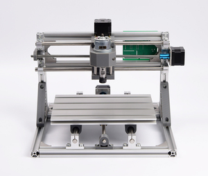 CNC router 2418 ER11 Pcb Milling Wood Carving laser engraving machine
