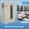 Low price temperature control electric hot air fish tray dryer Farm use fish drying machine IKE heat pump dehydrator for fish