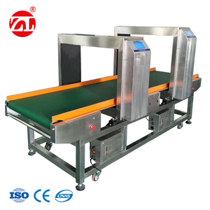 Table Broken Needle Metal Detector Machine for Food and Colth