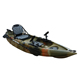 Factory wholesale Camouflage or Custom Color 1+1 Seats canoe fishing kayak