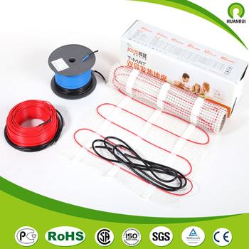 Ce Certification Electric Underfloor Heat Resistant Mat,Floor ...