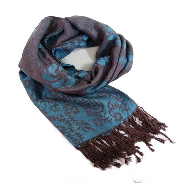 Latest fashion infinity high quality newest fashion trend hot-selling peacock shawl scarf