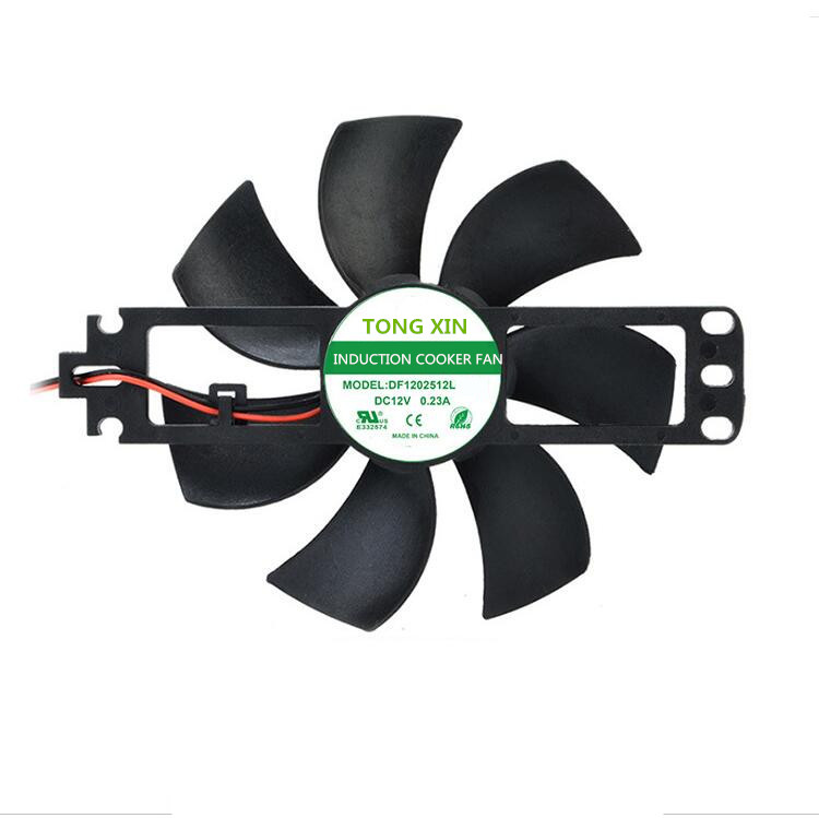 induction cooker 18v fan