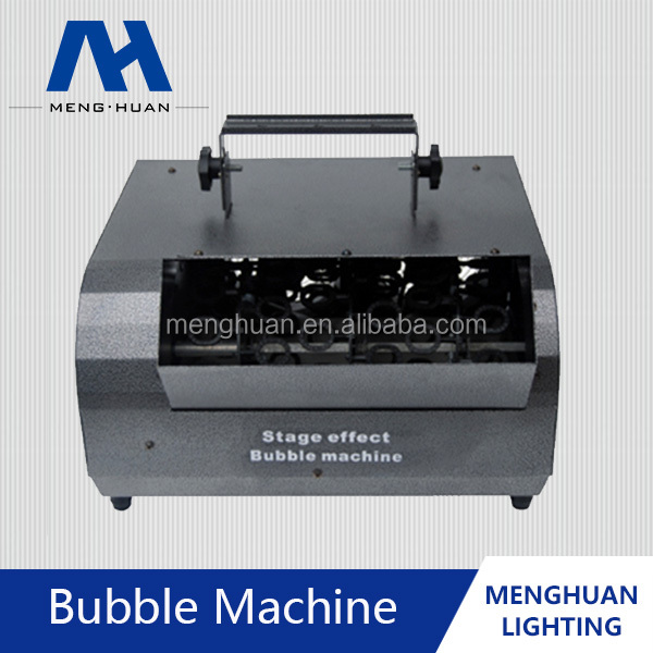 2016 Newest Best Sale High Quality Product New Roller Bubble Machine for large-Scale outdoor/indoor Performance