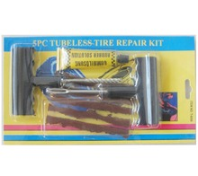 T type plastic material tire repair tool