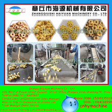 Haiyuan on hot sale Snack Food Making Equipment Machine