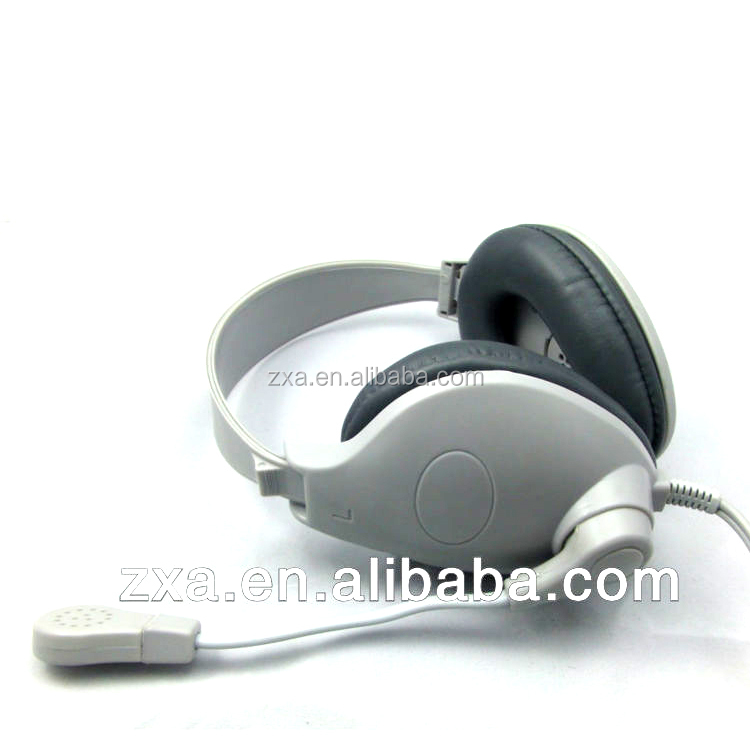Language lab Headphone
