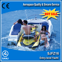 Passenger wave Boat powered by Various brand Jet ski