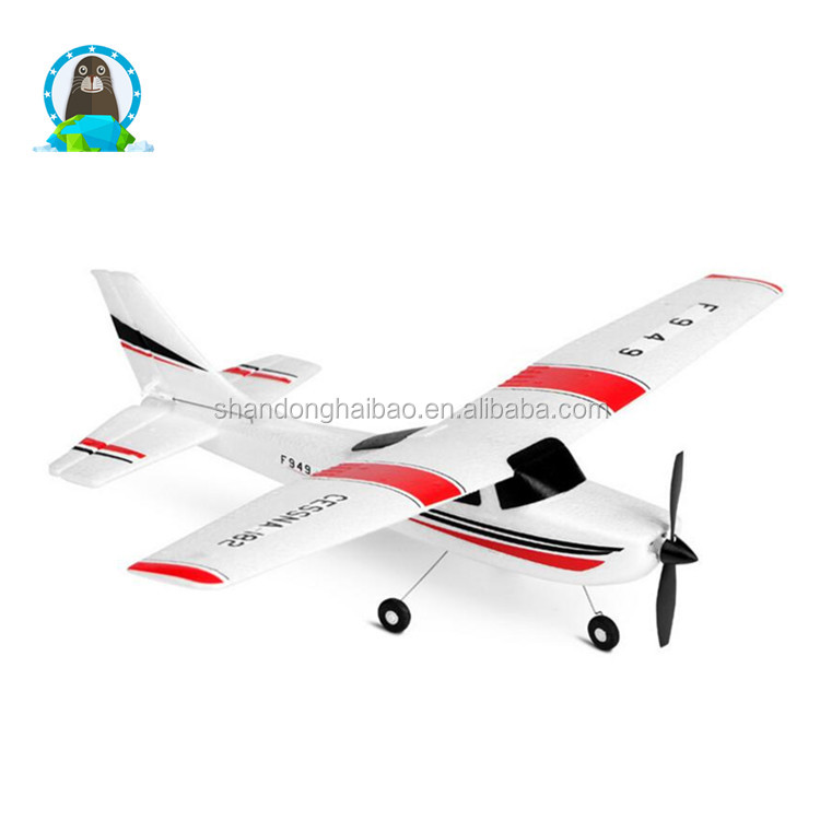 Wholesale Wltoys F949 Scale Cessna 182 RC <strong>Model</strong> Airplane RTF