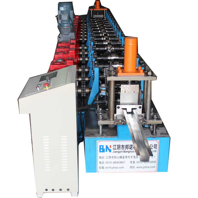 Gording roll forming machine