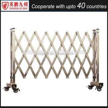 Aluminum Alloy With Best Price Expandable Garden Fence