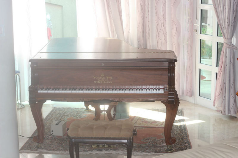 Steinway & Sons - Patent Grand piano