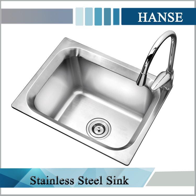 K 5040 Kitchen Basin Stainless Steel Single Bowl Sink Prices In Dubai