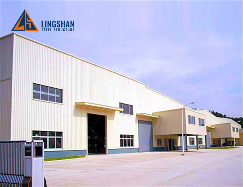 Customized Factory Building Steel Structure warehouse