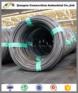 Hebei 10B21 10B38 cold heading quality CHQ steel wire for nail bolts nuts making