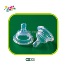transparent funny silicone Baby Nipples
