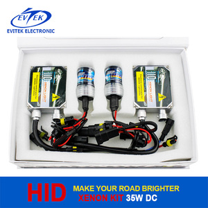Latest Best Quality Wholesale Price Hid Xenon Kit Frequency Conversion Long Life-Span 35W DC Normal Xenon Kit D1S D2S D2R