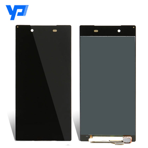 Wholesale Products For Sony Xperia Z/Z1/Z2/Z3/Z4/Z5 LCD Digitizer Display Black Touch Screen Replacement BEST Quality