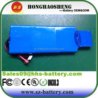 High power 7s 3p / 7s4p 25.9v 7.5ah 24v 10ah 18ah working 18650 li-ion battery pack 80A burst discharge current for RC toys