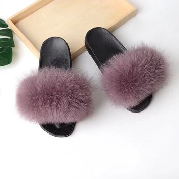 more photos 10e4b 9218d New Style Puma Fur Slides Ladies Fur Slippers Women Slippers Fur - Buy Puma  Fur Slides,Polyester Fur For Slippers,Fur Slippers Women Product on ...