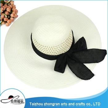 Beach Headwear Wholesale Summer Women Hat Fashion Sun Lady Straw Custom Hats 51e9214ba98b