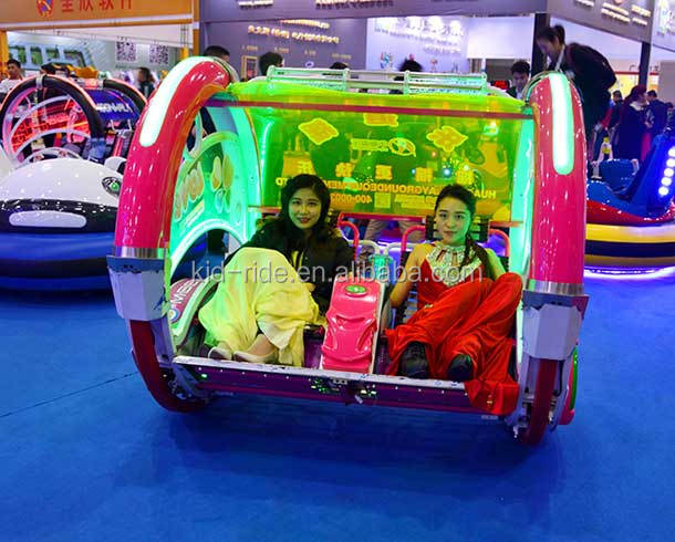 electric kids car 360 degree rotating happy le bar car, le swing car ,  for sale