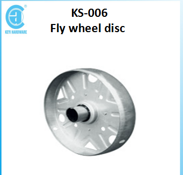 KS-006 Fly wheel, roller shutter door machine parts
