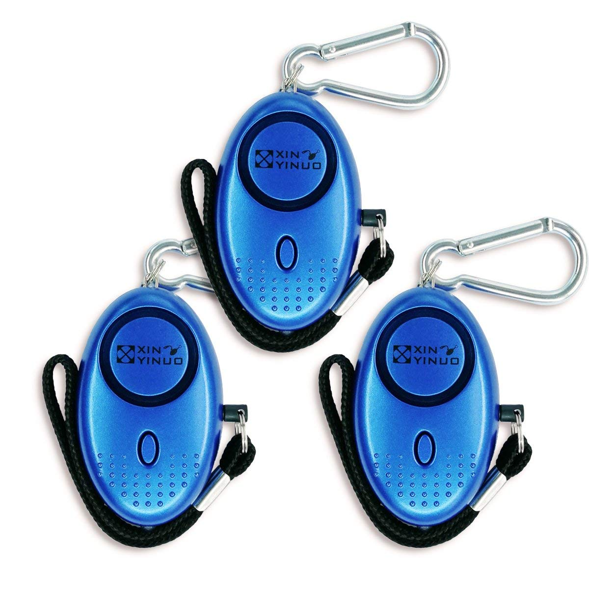 Consumer Electronics Devoted Newest Anti-rape Device Alarm Loud Alert Attack Panic Safety Personal Security Keychain For Kids Women Self-defense Supplies Accessories & Parts