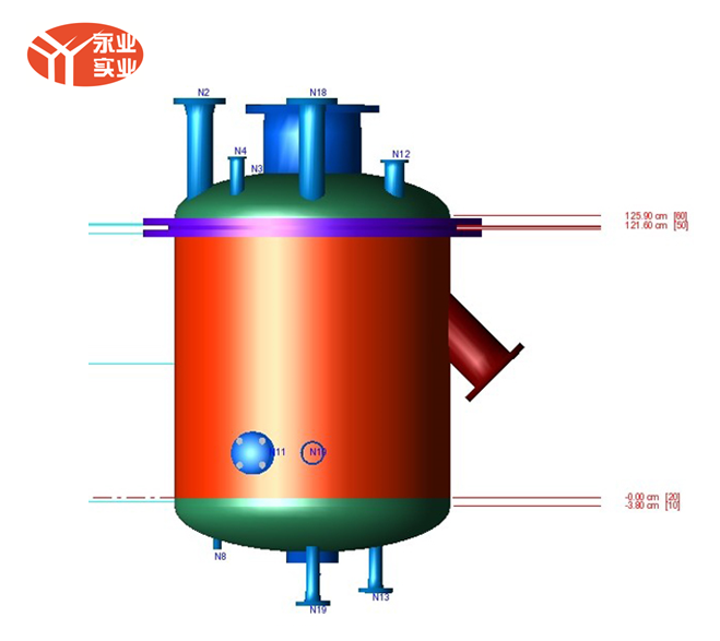 High Quality Asme Steel Agitator Jacketed Vessel And Tank - Buy  Agitatorjacketed Vessel And Tank,Asme Agitator Jacketed Vessel And  Tank,Asme Steel