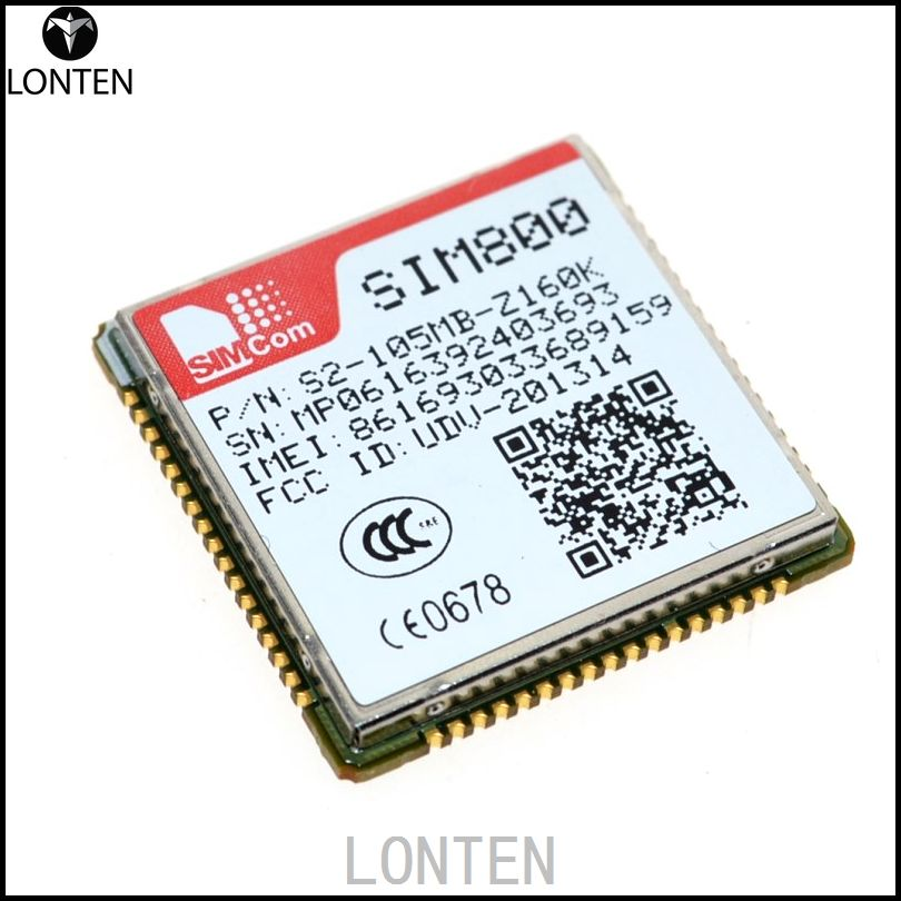 Fast Shipping SIM800 four frequency GSM/GPRS 850/900/1800/1900MHz module,The perfect compatibility with SIM900,NEW&Original