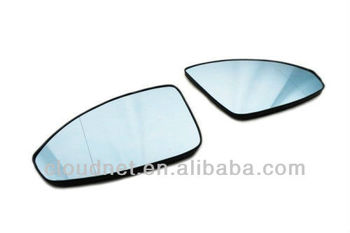Blue Tinted Split Angle Side Mirror Glass For Chevrolet Cruze Buy Replacement Side Mirror Glass Blue Mirror Glass Car Side Mirror Glass Product On Alibaba Com
