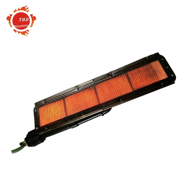 Top quality Industrial ceramic infrared type gas heater HD101