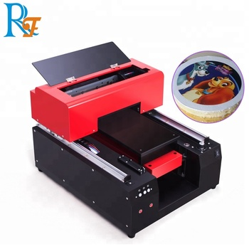 A4, A3 Size Direct To Cookies, Chocolates, Biscuit, Edbile Cake Food Printer