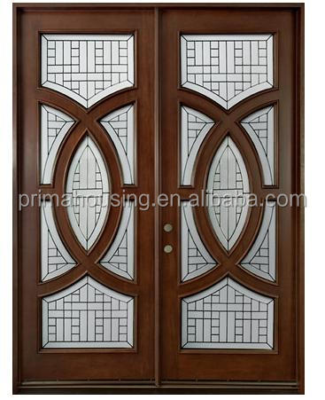 Modern style main door designs double front doors buy for Double door designs for main door