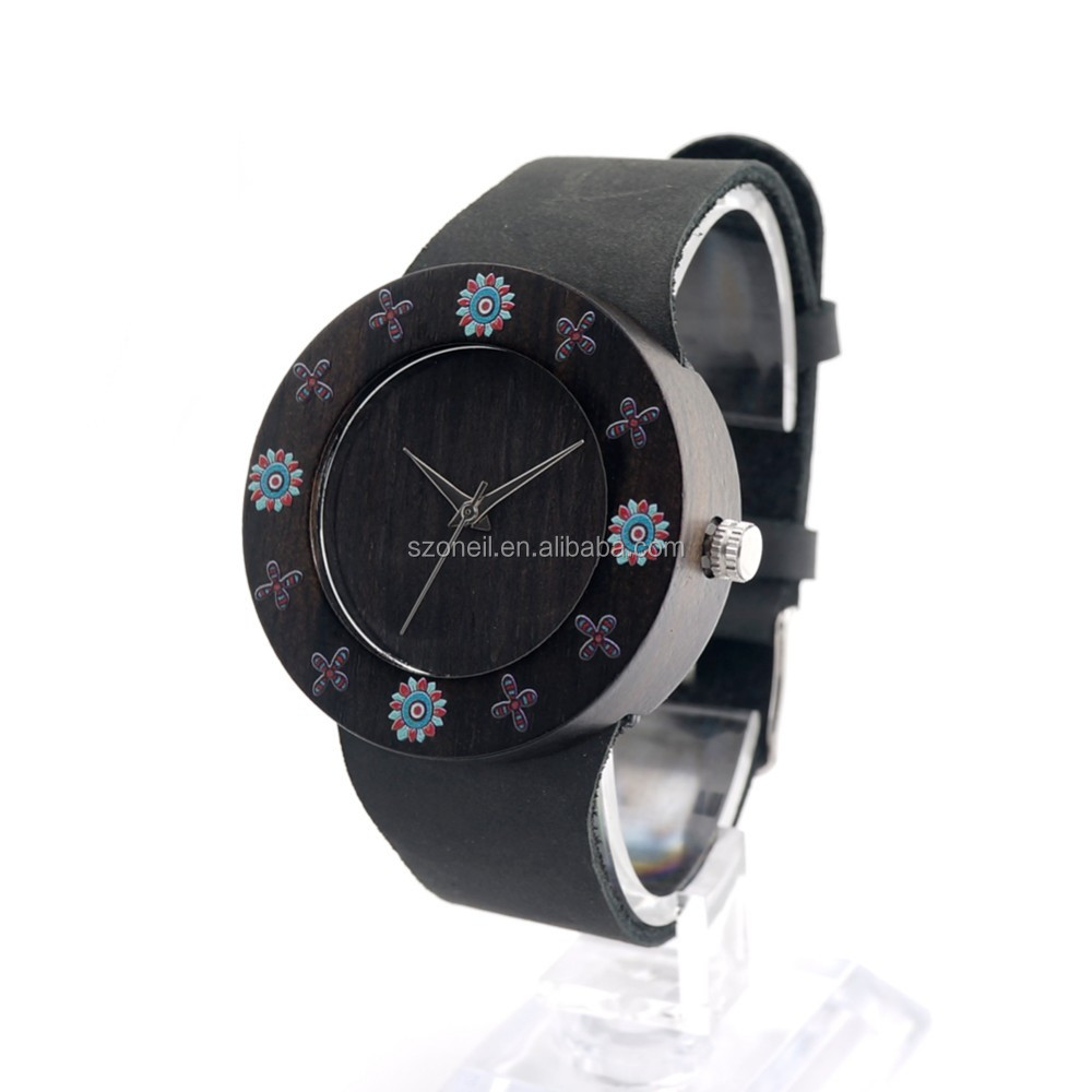 High quality and fast <strong>delivery</strong> wood watch wholesale natural wood watch