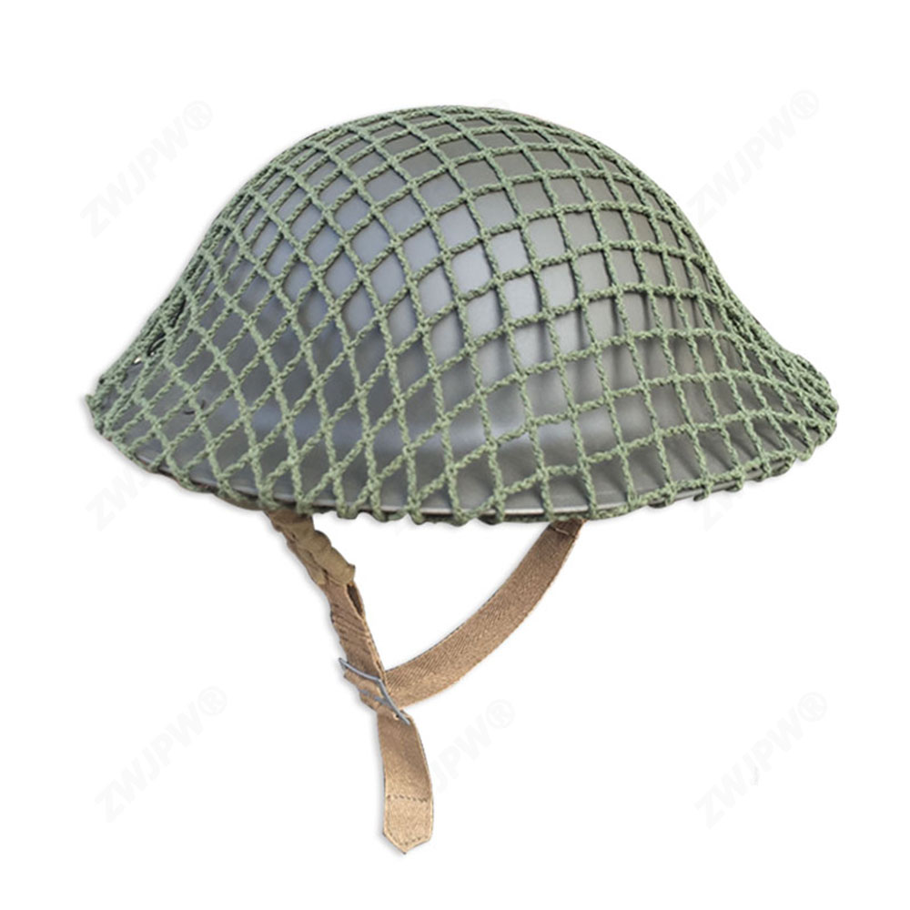 WWii US Army Mk2  Helmet Net Cover Helmet Shield High Quality ZWJPW WW2
