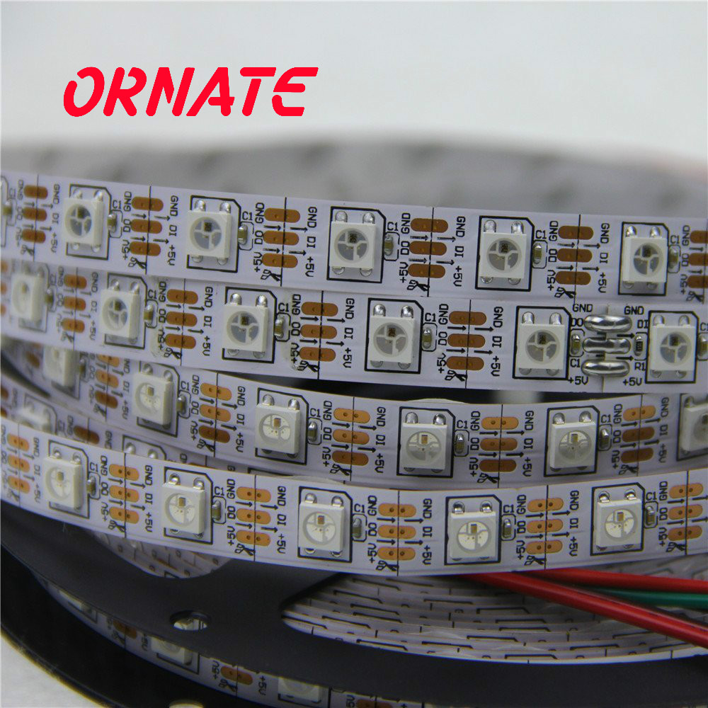 digital ws2812b rgb led pixel strip 144 rgbw dream magic color