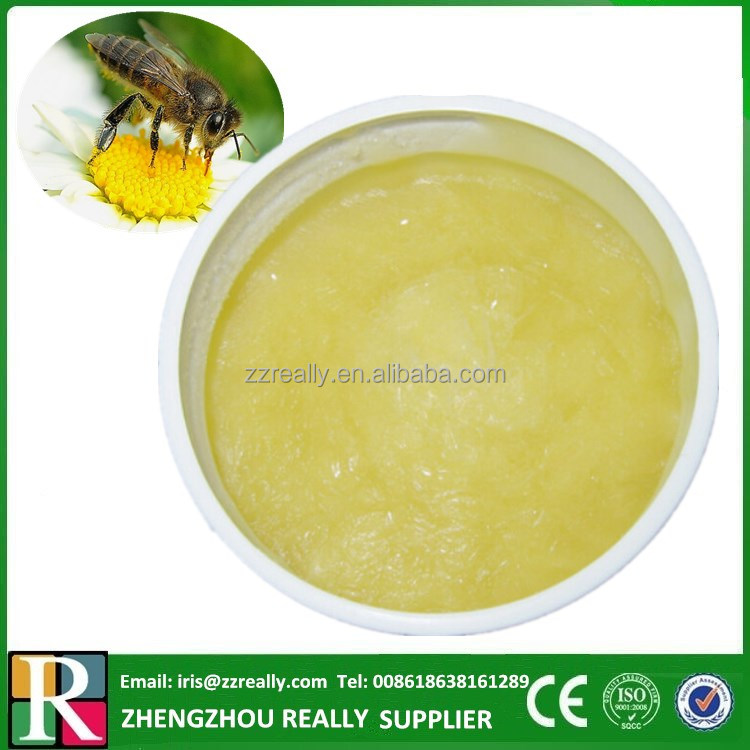 Organic fresh royal jelly, pure natural frozen fresh royal jelly for sale