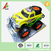 Classic children friction spray big wheel inertial model car toys