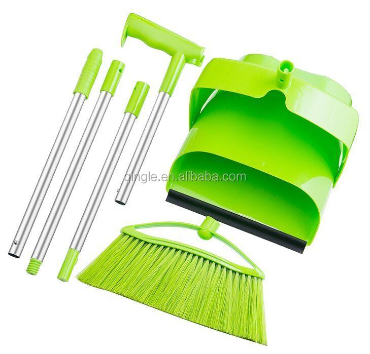 outils de nettoyage de m nage et accessoires pliage balai et pelle ensemble pelle et brosse. Black Bedroom Furniture Sets. Home Design Ideas