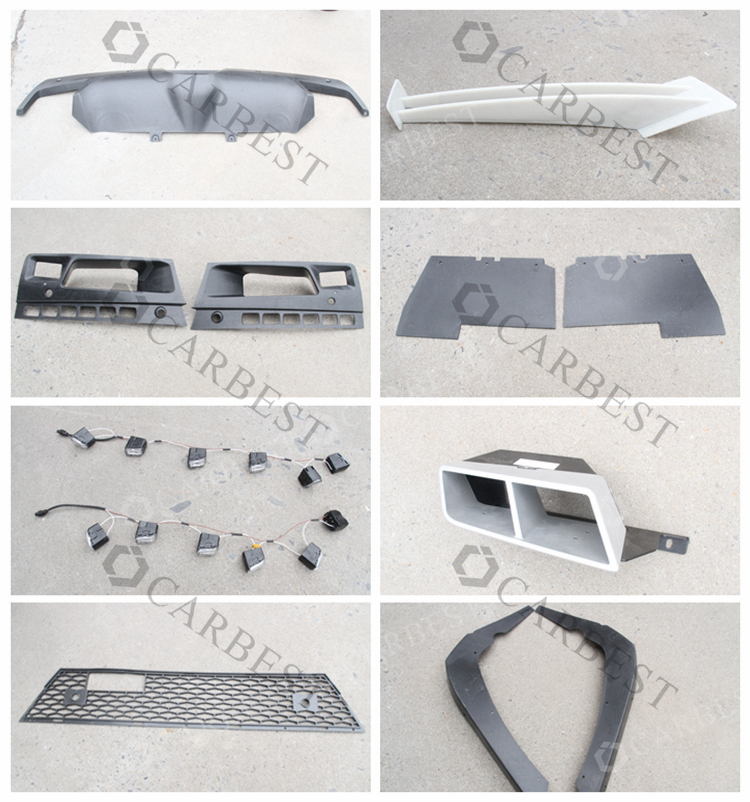High Quality Body kit for LAND ROVER RANGE ROVER VOGUE STARTECH 2013
