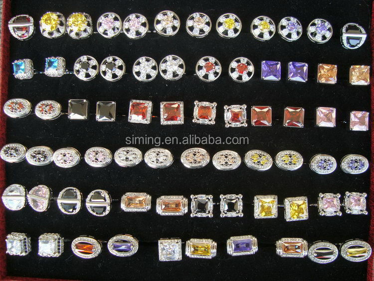 Best Quality Cheap Custom Logo Enamel Cufflink
