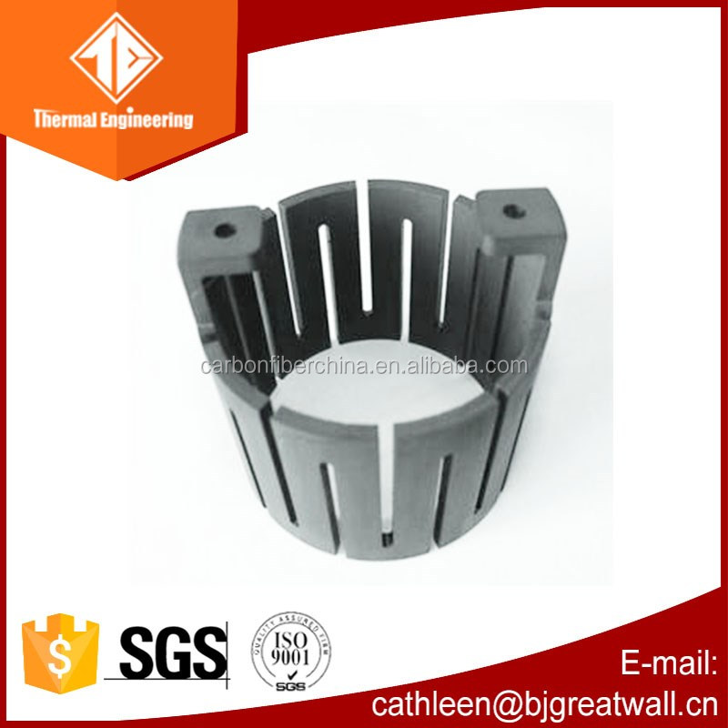 high quality REASONABLE PRICE graphite ring, graphite cylinder