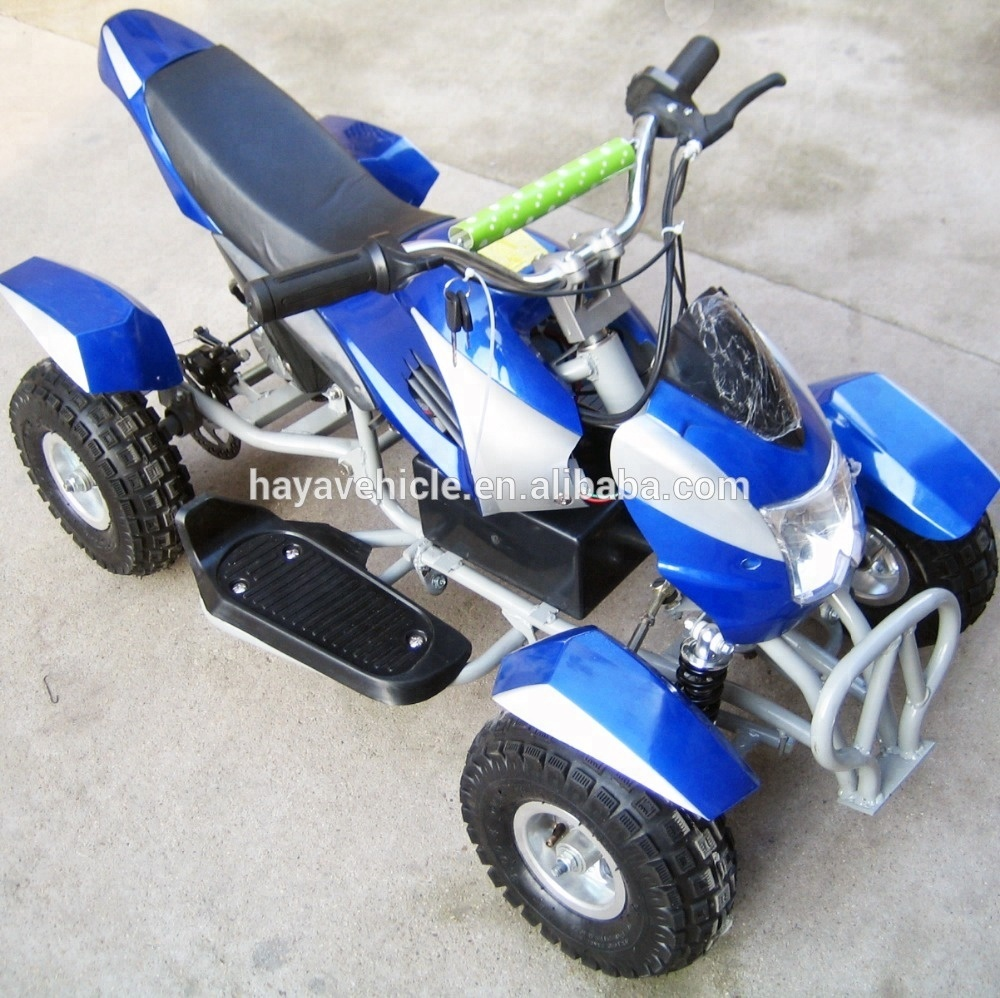 300w Electric Four Wheels Motorcycle Quad Bike