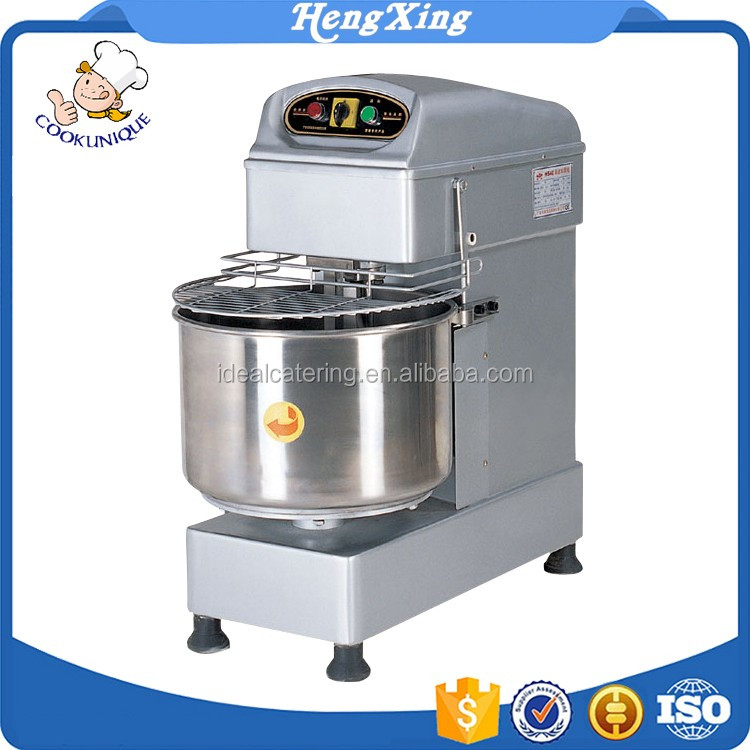 50L Spiral Mixer Dough Mixer Dough Capacity 20Kg Double action Two speeds
