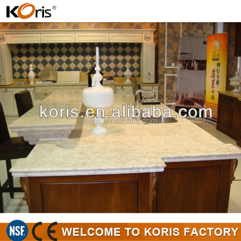 Koris man-made stone solid surface Kitchen countertop, View man-made stone  kitchen countertops, Koris Product Details from Kaiping Fuliya Industrial  ...