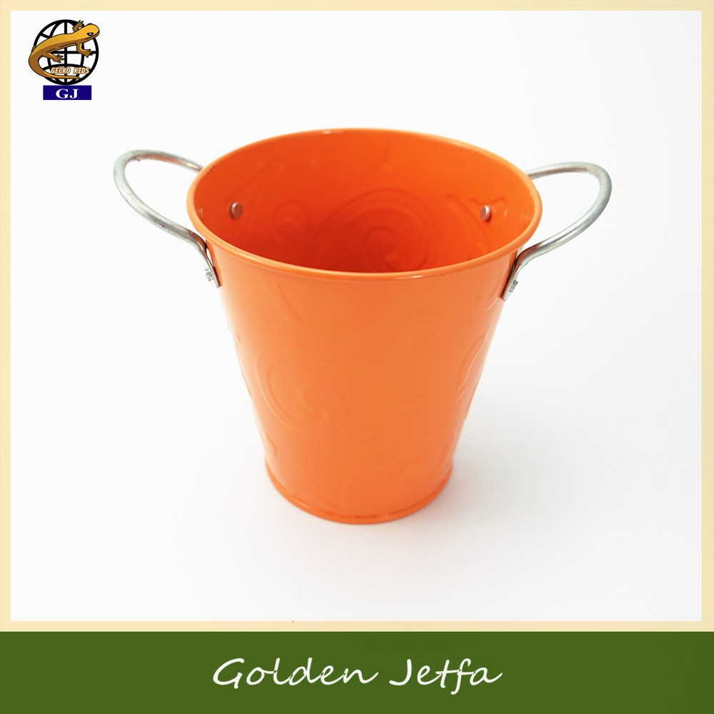 orange cheap garden planters and pots decorative indoor buy indoor decorative pots planters